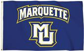 Collegiate Marquette 3'x5' Flag w/Grommets