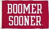 Collegiate Oklahoma 3'x5' Flag w/Grommets