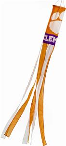 College Clemson Tigers Windsock w/Streamers
