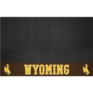 FANMATS NCAA Wyoming Cowboys University of Wyomingcolor Hitch One Size Team Color Chrome