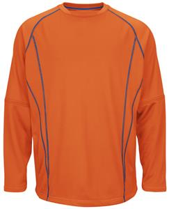 Majestic Authentic Long Sleeve Pullover CO
