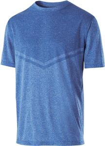 Holloway Adult Youth Seismic Heather Fabric Shirt