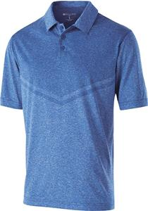Holloway Adult Dry Excel Seismic Polo. Embroidery is available on this item.