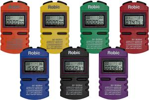 Robic Timers SC-505W 12 Memory Stopwatch