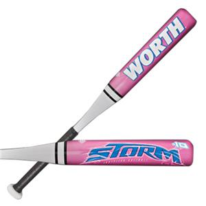 Worth Storm 10 Aluminum Fastpitch Bats Baseball
