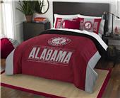 Northwest NCAA Alabama Full/Queen Comforter/Shams