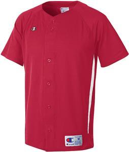 7e5acac8a Champion Prospect Full Button Custom Baseball Jersey - Baseball ...