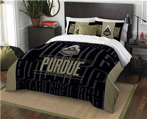 Northwest Purdue Full/Queen Comforter & Sham