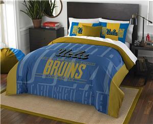 Northwest NCAA UCLA Full/Queen Comforter & Shams