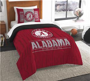 Northwest NCAA Alabama Twin Comforter & Sham