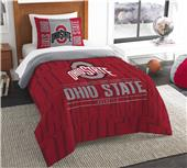 Northwest NCAA Ohio State Twin Comforter & Sham