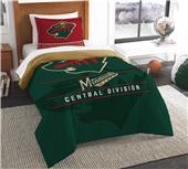 Northwest NHL Wild Twin Comforter & Sham