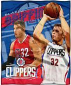 Northwest NBA Blake Griffin HD Silk Touch Throw