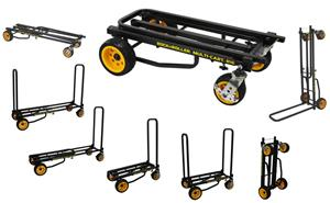 Ace Products RocknRoller Multi-Cart Max Wide
