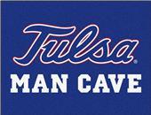 Fan Mats NCAA Univ. of Tulsa Man Cave All-Star Mat