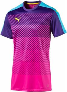 956f9140ed8 Puma Mens Glory Short Sleeve Custom Soccer Jersey - Soccer Equipment ...