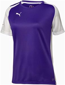 4836ded4d02 Puma Womens Speed Short Sleeve Custom Soccer Jersey - Soccer ...