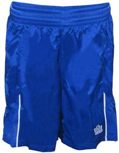 Youth Royal-Only Pulse Sheen Soccer Shorts - CO