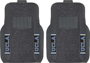 Fan Mats NCAA UCLA Deluxe Car Mats (set)