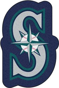 Fan Mats MLB Seattle Mariners Mascot Mat