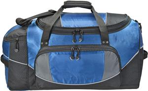 Golden Pacific Delux Duffel. Embroidery is available on this item.