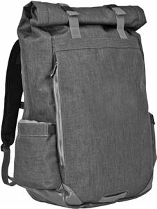Golden Pacific Millennium Roll-Top Canvas Backpack