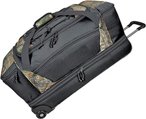 "Golden Pacific Big Game 30"" Duffel. Embroidery is available on this item."