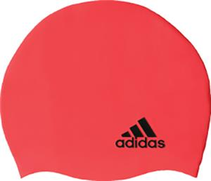 78867409 Adidas Silicone Logo Youth Swim Cap - Swimming Equipment and Gear