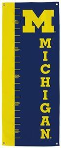 Collegiate Michigan Growth Chart Banner