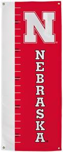 Collegiate Nebraska Growth Chart Banner