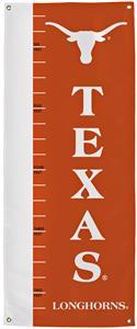 Collegiate Texas Growth Chart Banner