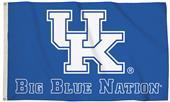 Collegiate Kentucky 3'x5' Flag w/Grommets