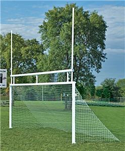 Bison Combo Soccer/Football In-Ground Goals (pr.)
