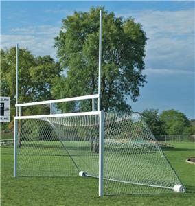 Bison Combo Portable Soccer/Football Goals (pr.)