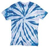Dyenomite Glow-in-the-dark Tie Dye T-Shirts