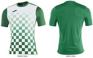1cec00cfe Joma T-Shirt Flag Short Sleeve Custom Soccer Jersey - Soccer ...