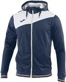 Joma Granada Full Zip Polyester Hooded Jacket