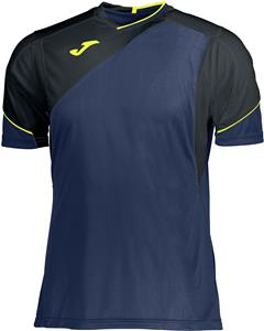 Joma Granada V-Neck Short Sleeve Jersey Tee. Printing is available for this item.