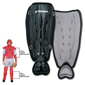 Champro Softball Umpire Shin Guards - Baseball Equipment   Gear e4936c858d66