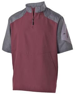 Holloway Adult/Youth Raider Short Sleeve Pullover