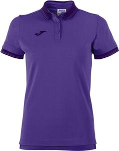 Joma Womens Girls Bali Short Sleeve Polo Shirt