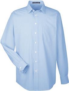 Devon & Jones Mens Striped Shirt
