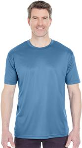 UltraClub Mens Youth Cool & Dry Sport T-Shirt . Printing is available for this item.