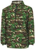 Charles River Printed Pack-n-Go Pullover Jacket