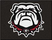 Fan Mats NCAA University of Georgia All-Star Mat