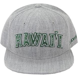 WRepublic Hawaii University Game Day Fitted Cap