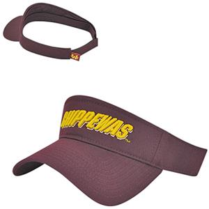 WRepublic Central Michigan University Polo Visor