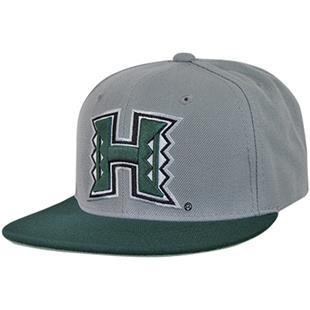 WRepublic University Hawaii College Snapback Cap
