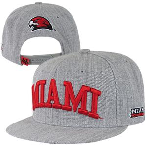 Miami University Game Day Snapback Cap