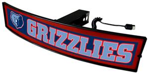 Fan Mats NBA Grizzlies Light Up Hitch Cover